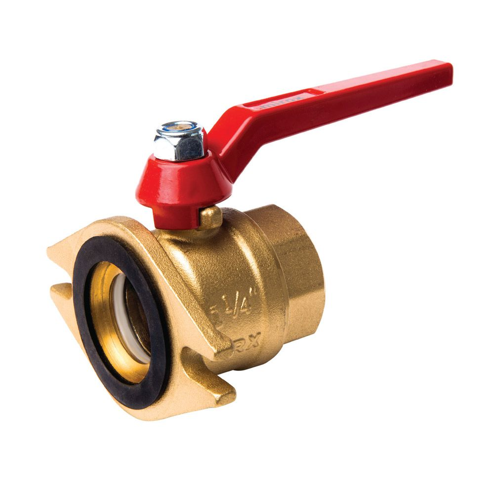 BALL VALVES WITH FLANGED