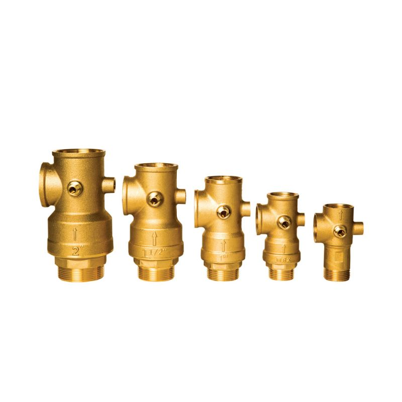FIVE WAY CONNECTION WITH CHECKVALVES